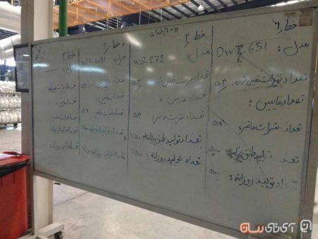 pakshooma28-450x338 پاکشوما از خط تولید ماشین ظرفشویی اتوماتیک در ایران رونمایی کرد