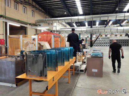 pakshooma37-450x338 پاکشوما از خط تولید ماشین ظرفشویی اتوماتیک در ایران رونمایی کرد