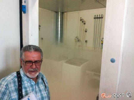 pakshooma38-450x338 پاکشوما از خط تولید ماشین ظرفشویی اتوماتیک در ایران رونمایی کرد
