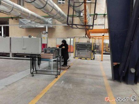 pakshooma40-450x338 پاکشوما از خط تولید ماشین ظرفشویی اتوماتیک در ایران رونمایی کرد