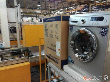 pakshooma44-450x338 پاکشوما از خط تولید ماشین ظرفشویی اتوماتیک در ایران رونمایی کرد