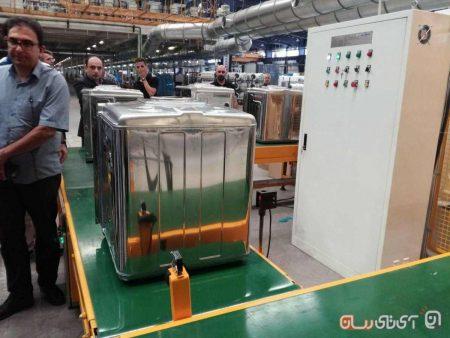 pakshooma45-450x338 پاکشوما از خط تولید ماشین ظرفشویی اتوماتیک در ایران رونمایی کرد
