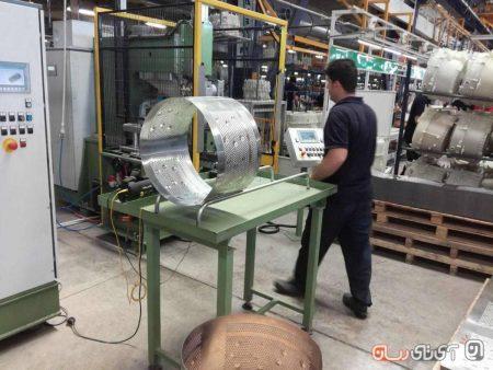 pakshooma52-450x338 پاکشوما از خط تولید ماشین ظرفشویی اتوماتیک در ایران رونمایی کرد