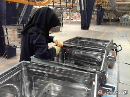 pakshooma53-450x338 پاکشوما از خط تولید ماشین ظرفشویی اتوماتیک در ایران رونمایی کرد