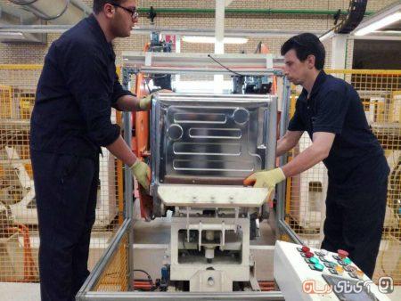 pakshooma6-450x338 پاکشوما از خط تولید ماشین ظرفشویی اتوماتیک در ایران رونمایی کرد