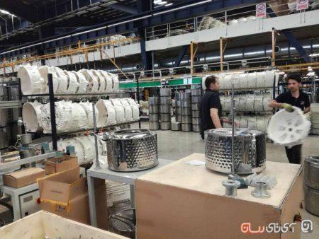 pakshooma7-450x338 پاکشوما از خط تولید ماشین ظرفشویی اتوماتیک در ایران رونمایی کرد