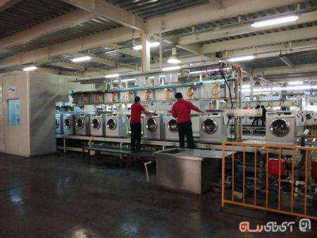 photo_2018-06-12_15-04-47-450x338 پاکشوما از خط تولید ماشین ظرفشویی اتوماتیک در ایران رونمایی کرد
