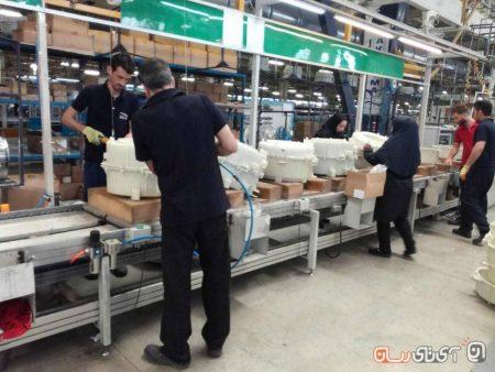 photo_2018-06-12_15-04-54-450x338 پاکشوما از خط تولید ماشین ظرفشویی اتوماتیک در ایران رونمایی کرد