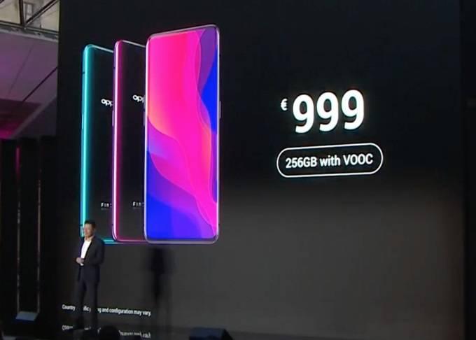 price قیمت و زمان عرضه اسمارتفون اوپو Find X اعلام شد