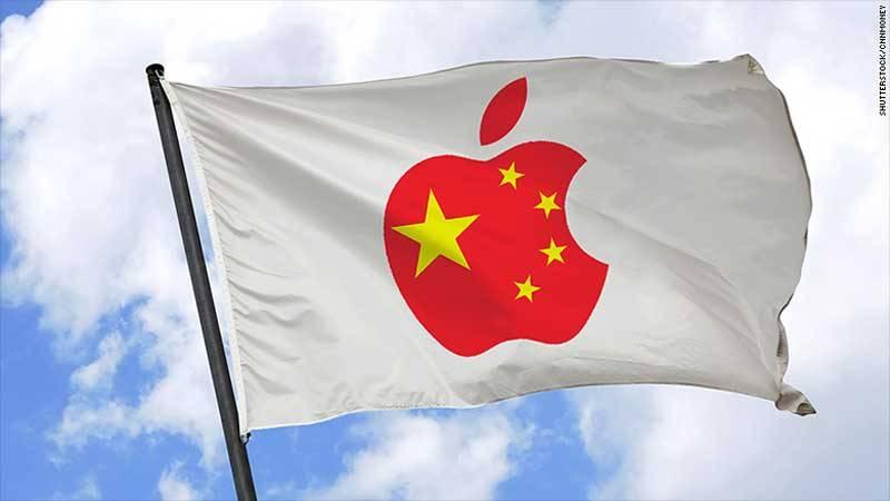 151026125458-apple-china-780x439-1 حل مشکل خاموش شدن گوشیهای آیفون به دلیل تایپ کلمه تایوان!