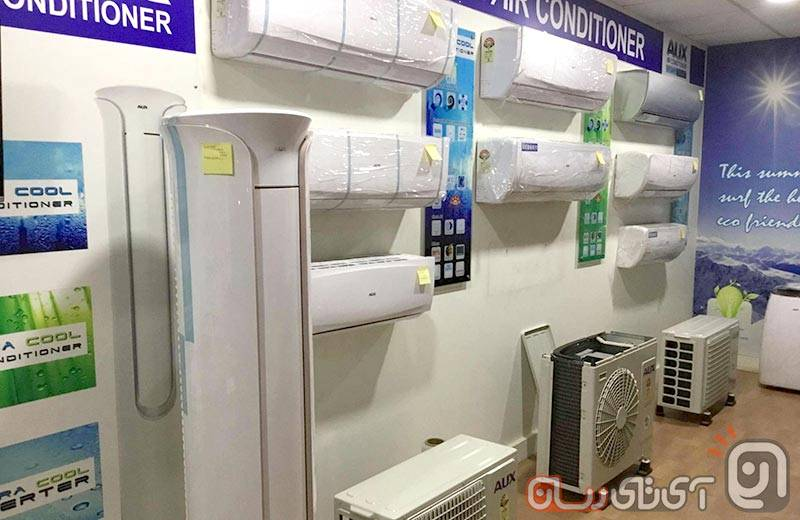 Cooler-Gazi-12 5 نکته که قبل از خرید کولر گازی باید به آنها توجه کنید!