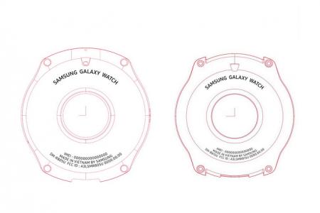 Galaxy-Watch-450x300 سامسونگ گلکسی واچ با نمایشگر بزرگتر ۱.۳ اینچی تاییدیه FCC را دریافت کرده است