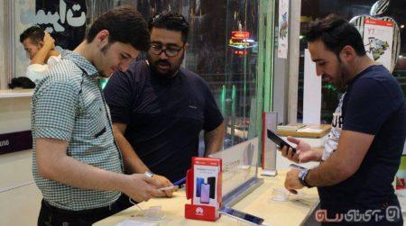 Huawei-shop-12-450x251 گزارش اختصاصی آیتیرسان از جشنواره تابستان پر ستاره هواوی