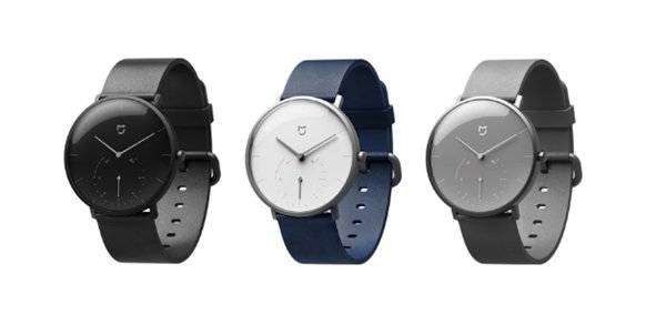 Mijia-Quartz-Watch-colors شیائومی با عرضه ساعت هوشمند Mijia Quartz به جنگ با لنوو میرود!