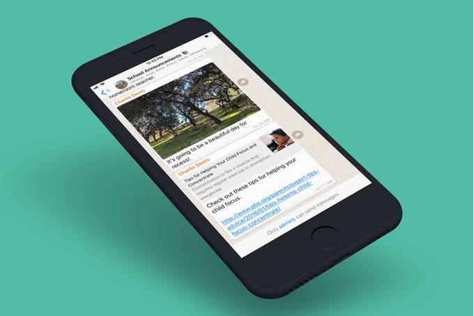 WhatsApp-updated-with-new-group-admins-features-on-iOS افزوده شدن ویژگیهای متفاوت برای ادمینها در آپدیت جدید واتساپ