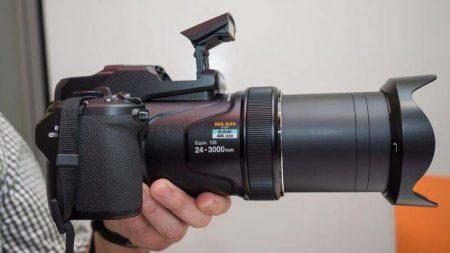 nikon-coolpix-p1000-05-450x253 نیکون از دوربین P1000 با قدرتمندترین لنز زوم دنیا پرده برداشت