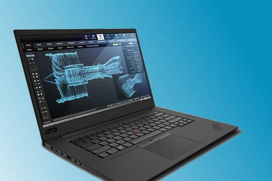 لنوو-Thinkpad-P1 از دو لپتاپ ورکاستیشن جدید لنوو Thinkpad P1 و Thinkpad P72 رونمایی شد