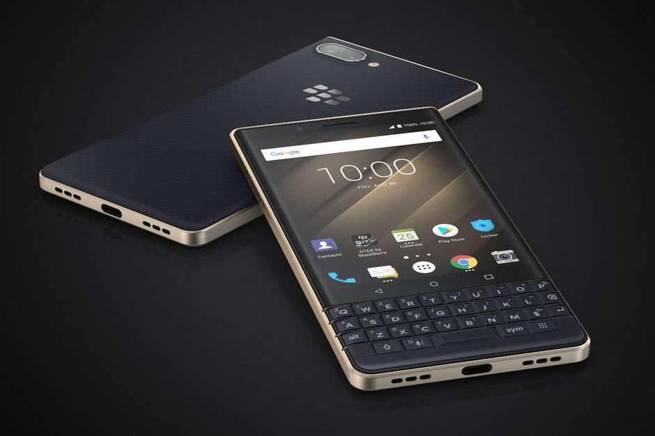 BlackBerry-Key2-LE-announced-looking-pretty-in-red-...and-champagne-and-black بلکبری Key2 LE معرفی شد؛ مدلی مهربانتر با جیب شما!
