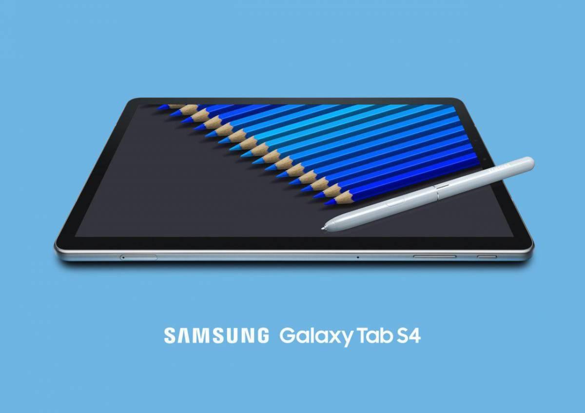 HHP-Samsung-Galaxy-Tab-S4-Pic-3 سامسونگ گلکسی تب S4 بهصورت رسمی معرفی شد