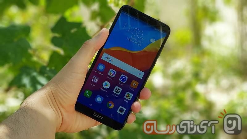Huawei-Honor-7C-Review-Mojtaba-9 برترین گوشیهای بازار در رده قیمتی 1.5 تا 2 میلیون تومان