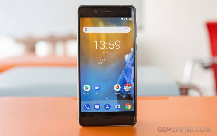 Nokia-8 راهنمای خرید گوشی هوشمند با بودجه 4 تا 5 میلیون تومان (مهر ماه 97)