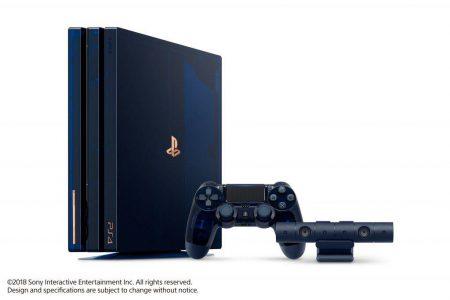PS4-Pro-500-Million-Limited-Edition-450x300 کمپانی سونی موفق به فروش بیش از 500 میلیون کنسول پلی استیشن شده است