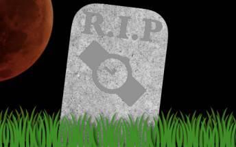 RIP-SMARTWATCH آیا ساعتهای هوشمند به پایان عمر خود نزدیک شدهاند؟