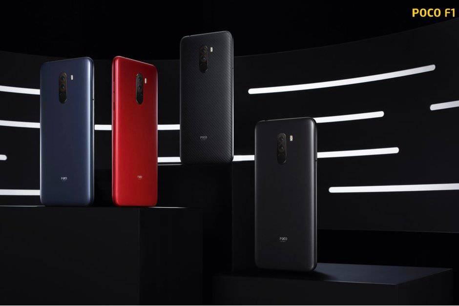 Xiaomi-backed-Poco-F1-goes-officially-official-with-top-notch-specs-crazy-low-price شیائومی پوکوفون F1 رسما معرفی شد؛ ترکیب سختافزار پرچمدارگونه با قیمتی باورنکردنی