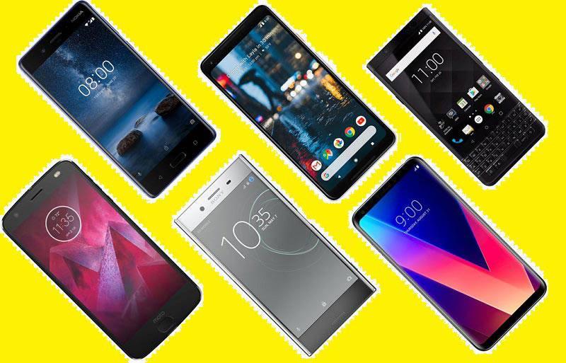best-smartphone-in-market راهنمای خرید گوشی هوشمند با بودجه 4 تا 5 میلیون تومان (مهر ماه 97)