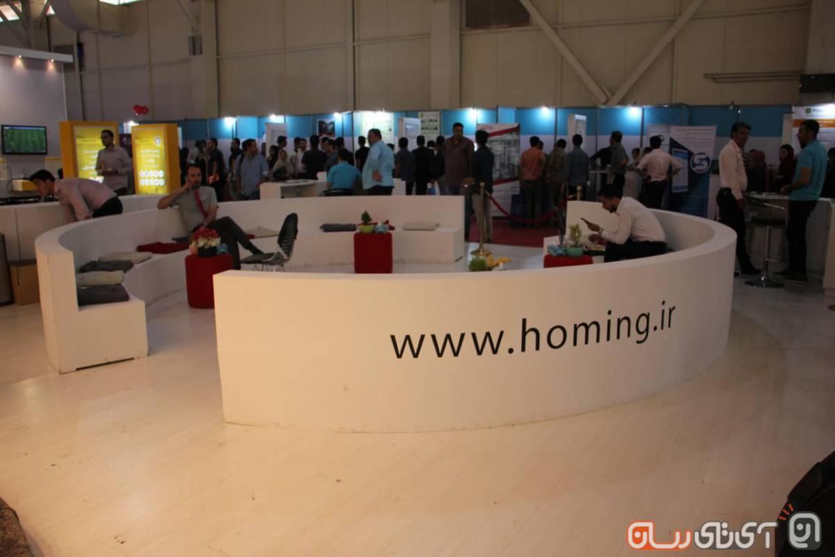 hooming-5 زاهدی: هومینگ خرید و فروش ملک در فضای مجازی را متفاوت خواهد کرد
