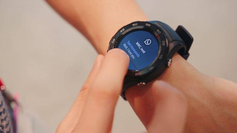 huawei-watch-10-2-1920x1080 نگاهی نزدیک به ساعت هوشمند Watch 2 2018 هواوی؛ تکنولوژی روی مچ شما!