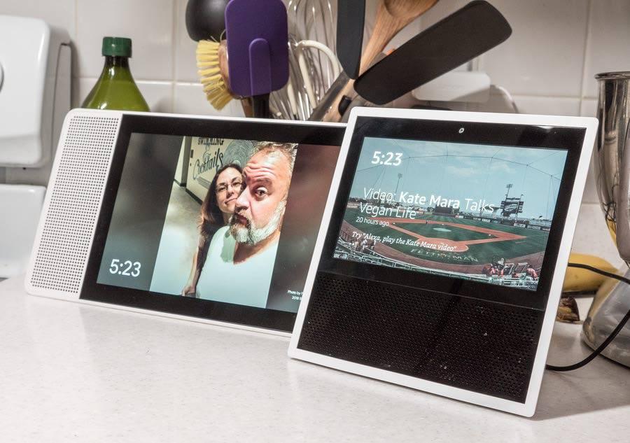 lenovo-smart-display-echo-show-29 همه آنچه که باید در رابطه با نمایشگر هوشمند لنوو بدانید
