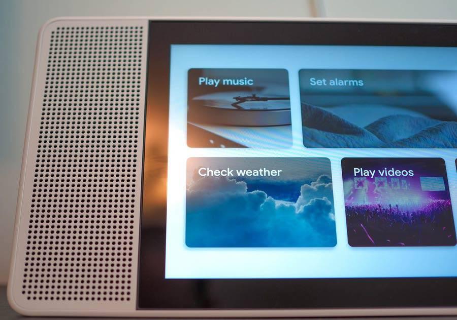 lenovo-smart-display-review-3 همه آنچه که باید در رابطه با نمایشگر هوشمند لنوو بدانید