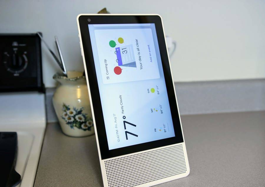 lenovo-smart-display-vertical همه آنچه که باید در رابطه با نمایشگر هوشمند لنوو بدانید