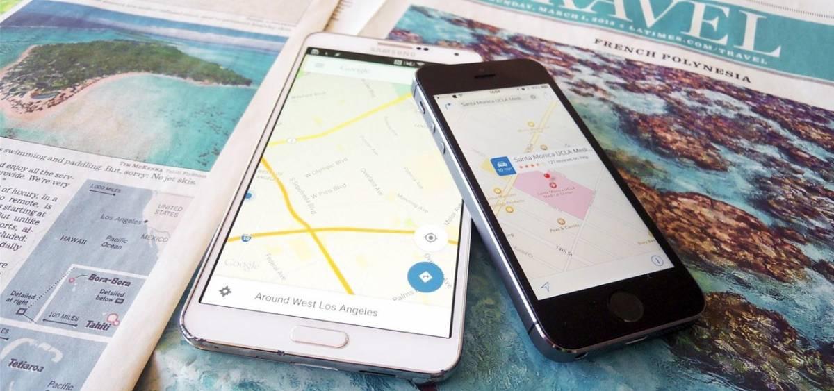 location-history گوگل با وجود غیرفعال بودن تاریخچه مکان در گوشیها، موقعیت شما را ردیابی و ذخیره میکند!