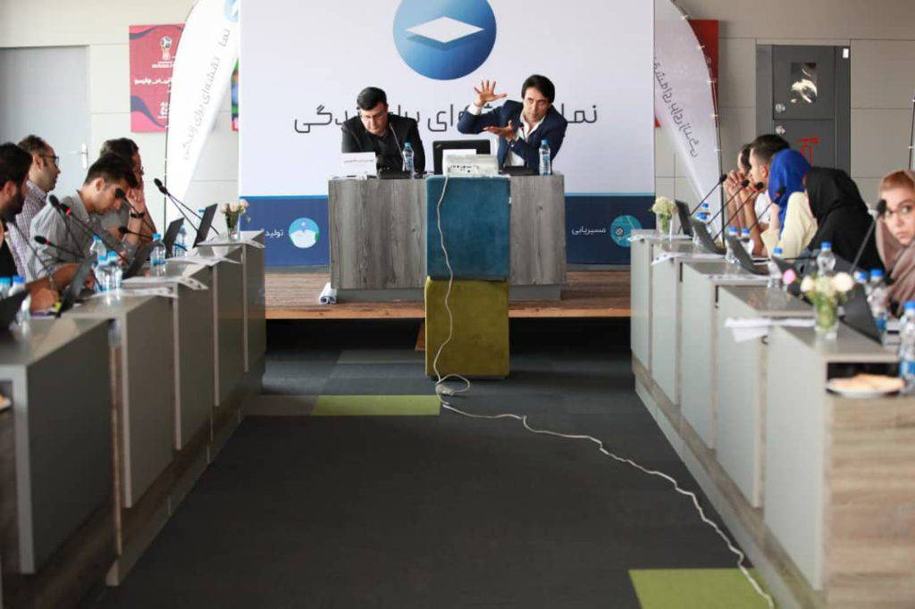 namaa مدیرعامل نقشه بومی نما: در ایران بهتر از گوگل و ویز هستیم