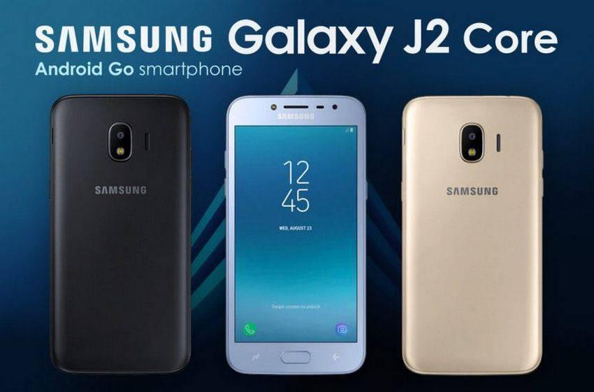 samsung-galaxy-j2-core-Copy برترین گوشیهای بازار در رده قیمتی 1 تا 1.5 میلیون تومان