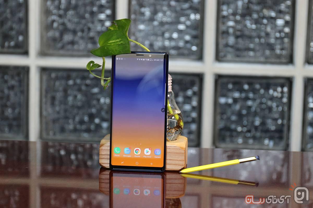 samsung-galaxy-note9-20 3 گوشی برتر سال 2018 معرفی شد!