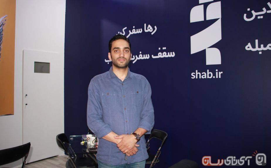 shab-3 بنیانگذار شب: اسنپ شدن در گردشگری فعلا در حد شوخی است!