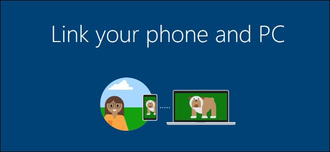 your-phone-app آموزش نحوه همگامسازی ویندوز ۱۰ با دستگاههای اندرویدی و آیفونهای اپل