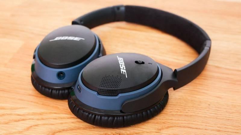06bose-soundlink-around-ear-wireless-headphones-ii با بهترین هدفونهای بیسیم بازار آشنا شوید (شهریور ماه ۹۷)