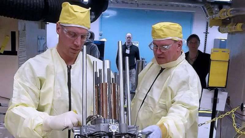 4-8 ناسا قصد دارد بر روی ماه راکتور هستهای بسازد!
