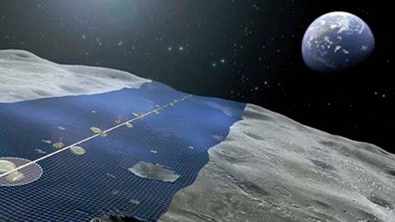 5-8 ناسا قصد دارد بر روی ماه راکتور هستهای بسازد!