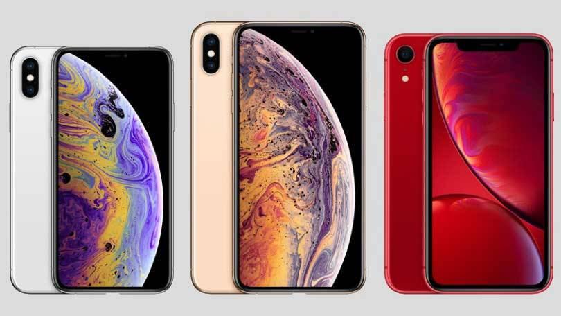 607490-2018-iphone-xr-iphone-xs-iphone-xs-max با مرگ آیفون SE دوران شکوهمند گوشیهای کامپکت به سر رسید!