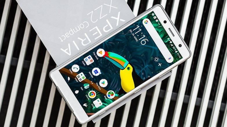AndroidPIT-sony-xperia-xz2-compact-2658-w782 آینده گوشیهای کامپکت در هالهای از ابهام!