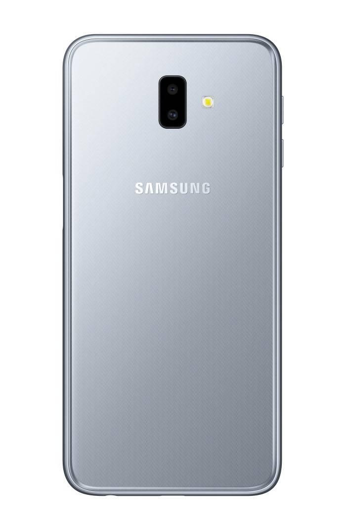 Galaxy-J6-Plus-2 سامسونگ از دو گوشی گلکسی J4 پلاس و گلکسی J6 پلاس رونمایی کرد