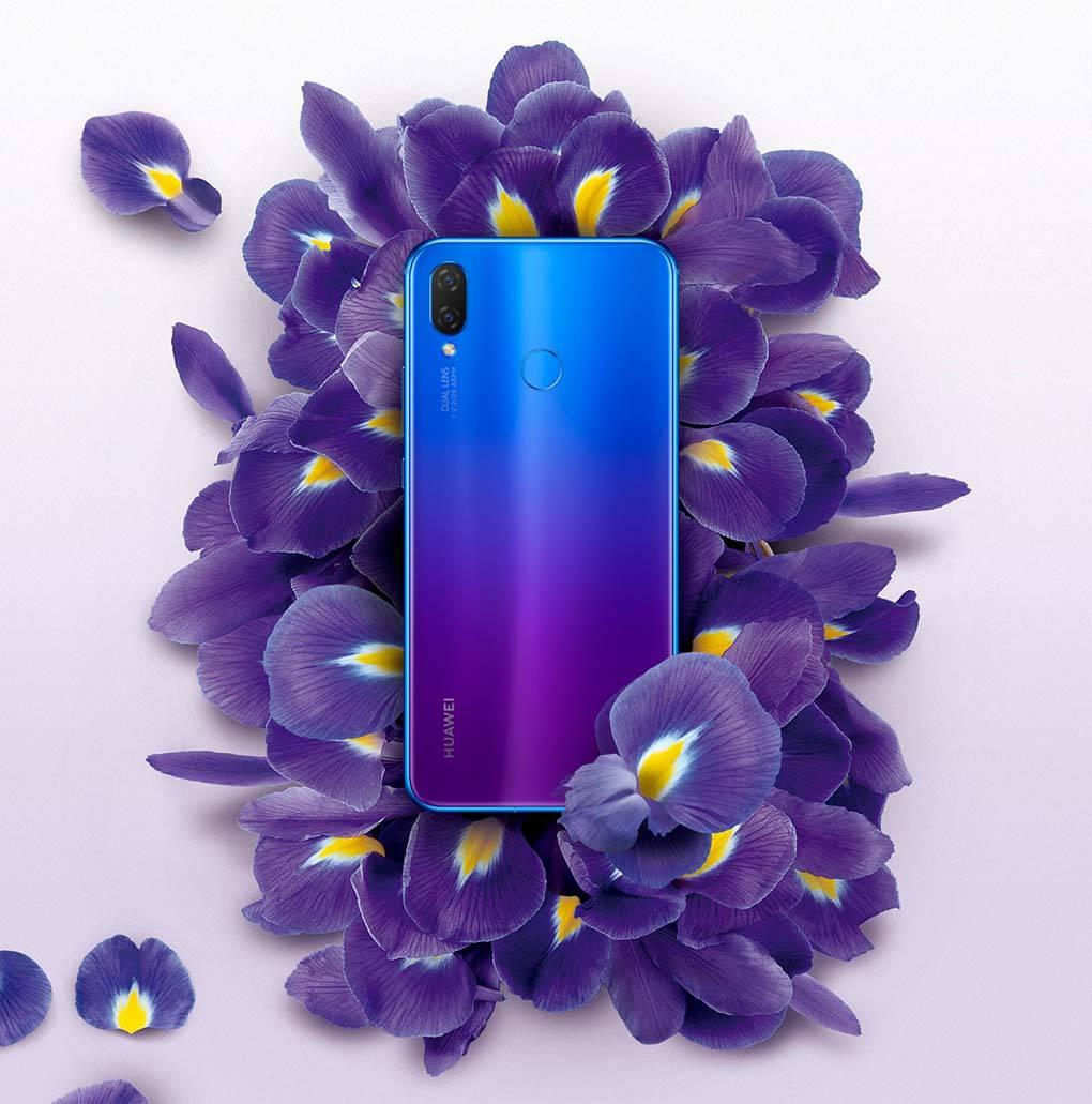 Iris-Purple نگاهی به رنگبندی ساختاری در پشت گوشیهای مدرن
