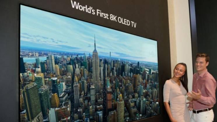 LG-88-inch-8K-OLED با بهترین تلویزیونهای 8K معرفی شده در نمایشگاه IFA 2018 آشنا شوید