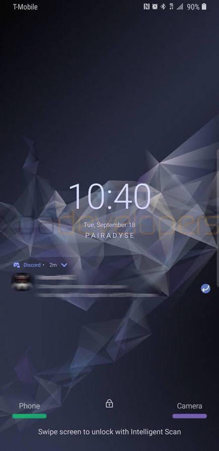 Samsung-Experience-10-based-on-Android-9-Pie تصاویری از طراحی جدید رابط کاربری سامسونگ اکسپرینس 10 بر مبنای اندروید 9