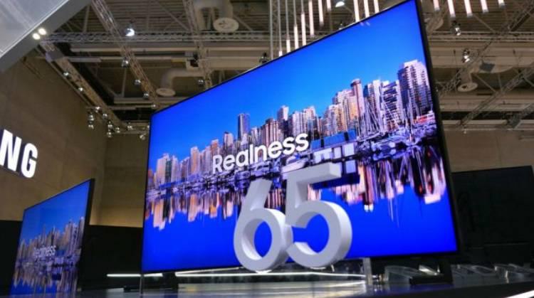 Samsung-Q900R-QLED با بهترین تلویزیونهای 8K معرفی شده در نمایشگاه IFA 2018 آشنا شوید